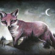 Notte, un'opera di Irene Brambilla