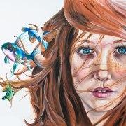 Un'opera di Arianna Romeri