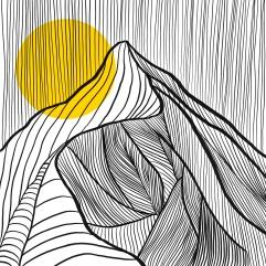 Un sole di montagna