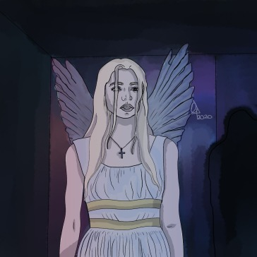 L'illustrazione di Giulia