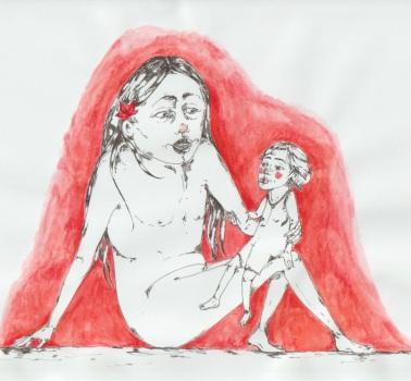 L'illustrazione di Giulia N.
